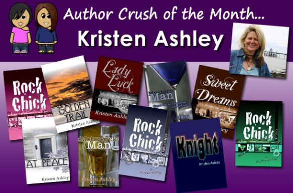 Author Crush of the Month: Kristen Ashley