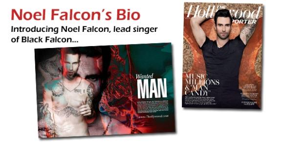 Noel Falcon Bio